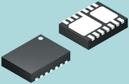 Analog Devices LT3032EDE#PBF, Dual LDO Regulator, ±150mA Adjustable, ±1.22 → ±20 V 14-Pin, DFN (2)