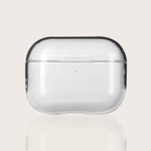 1pc Clear AirPods Case