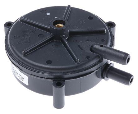 Herga Pressure Sensor for Air , 1.61mbar Max Pressure Reading