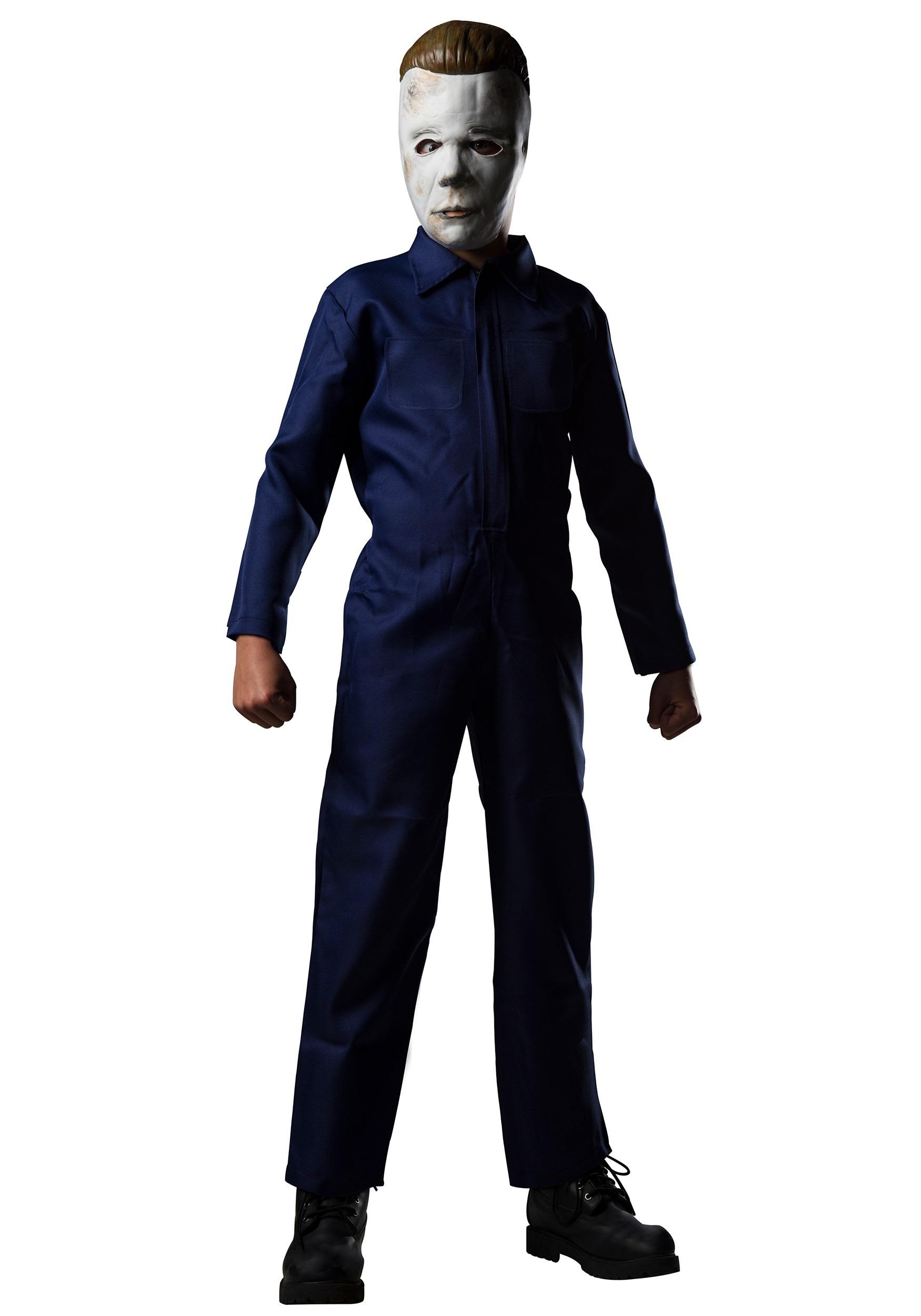 Child Halloween Michael Myers Costume