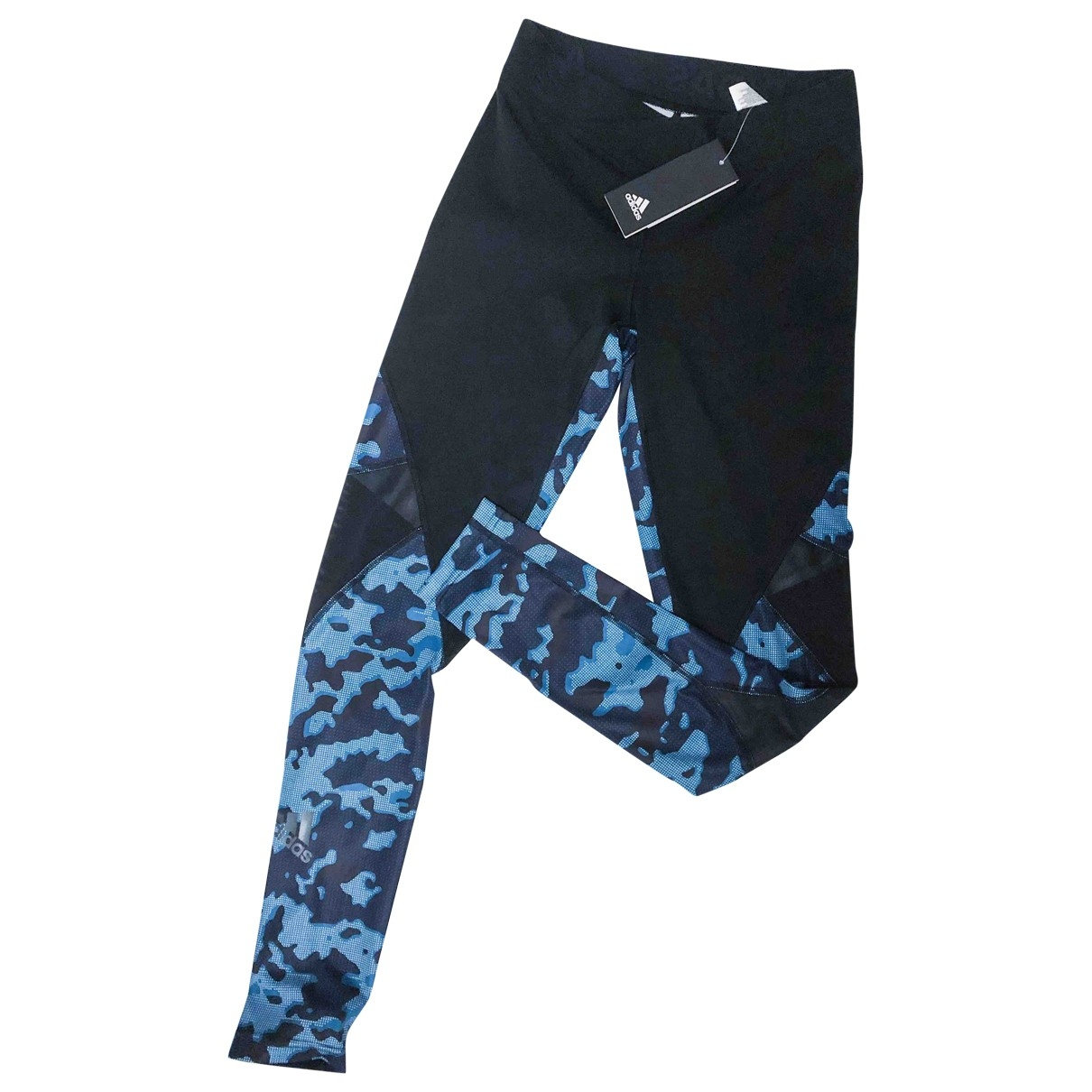 Adidas \N Navy Trousers for Women S International