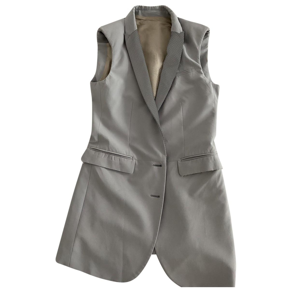 Porsche Design \N Blue Cotton jacket for Women 36 FR