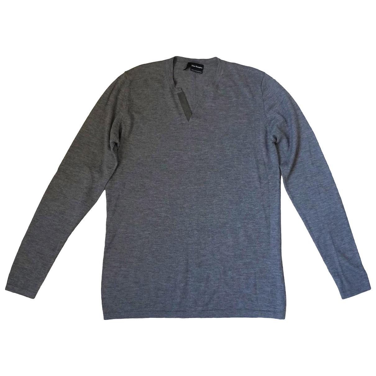 The Kooples \N Grey Cashmere Knitwear & Sweatshirts for Men L International