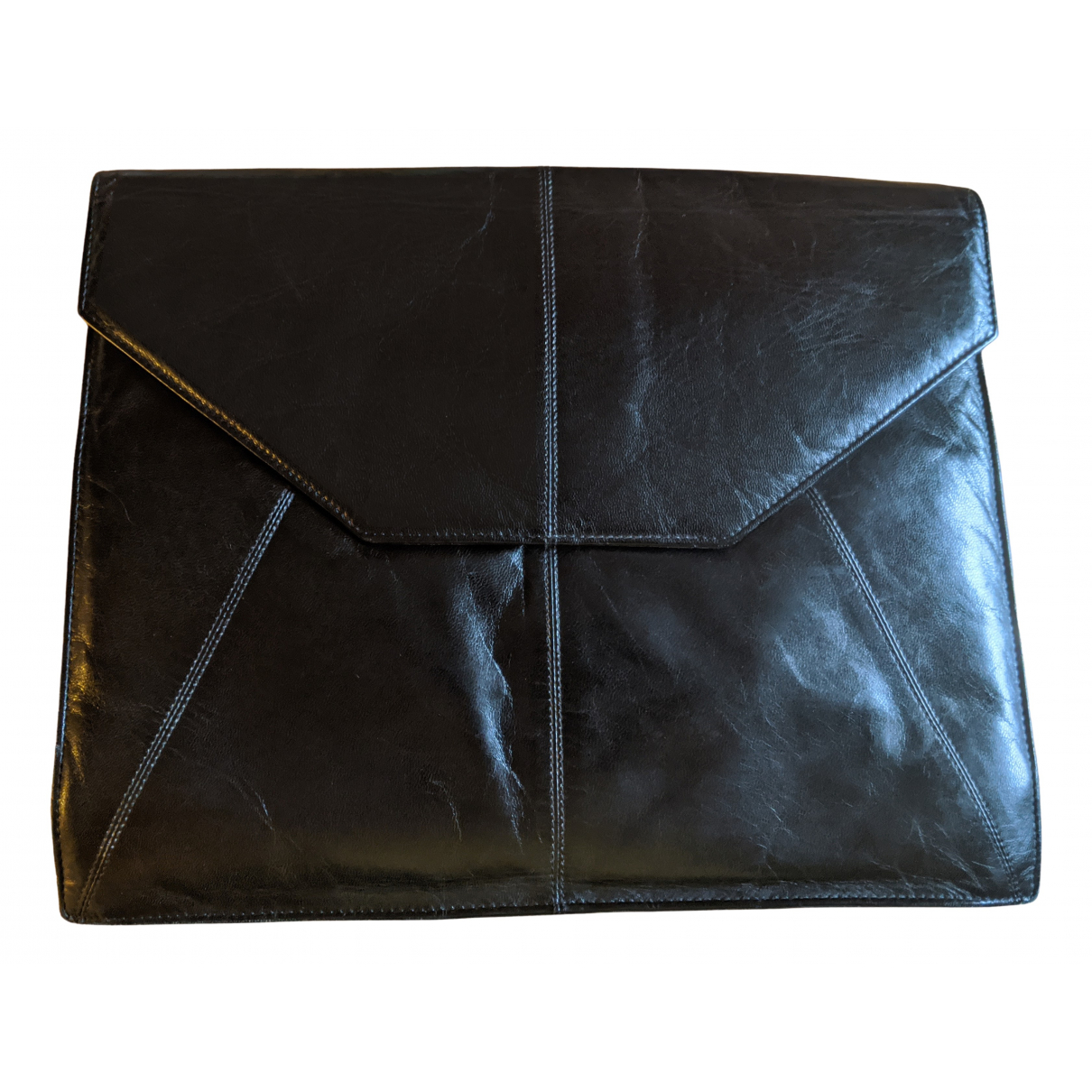 Charles Jourdan N Black Leather handbag for Women N