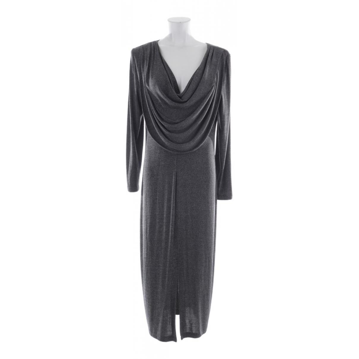 Joseph Ribkoff \N Kleid in  Grau Synthetik