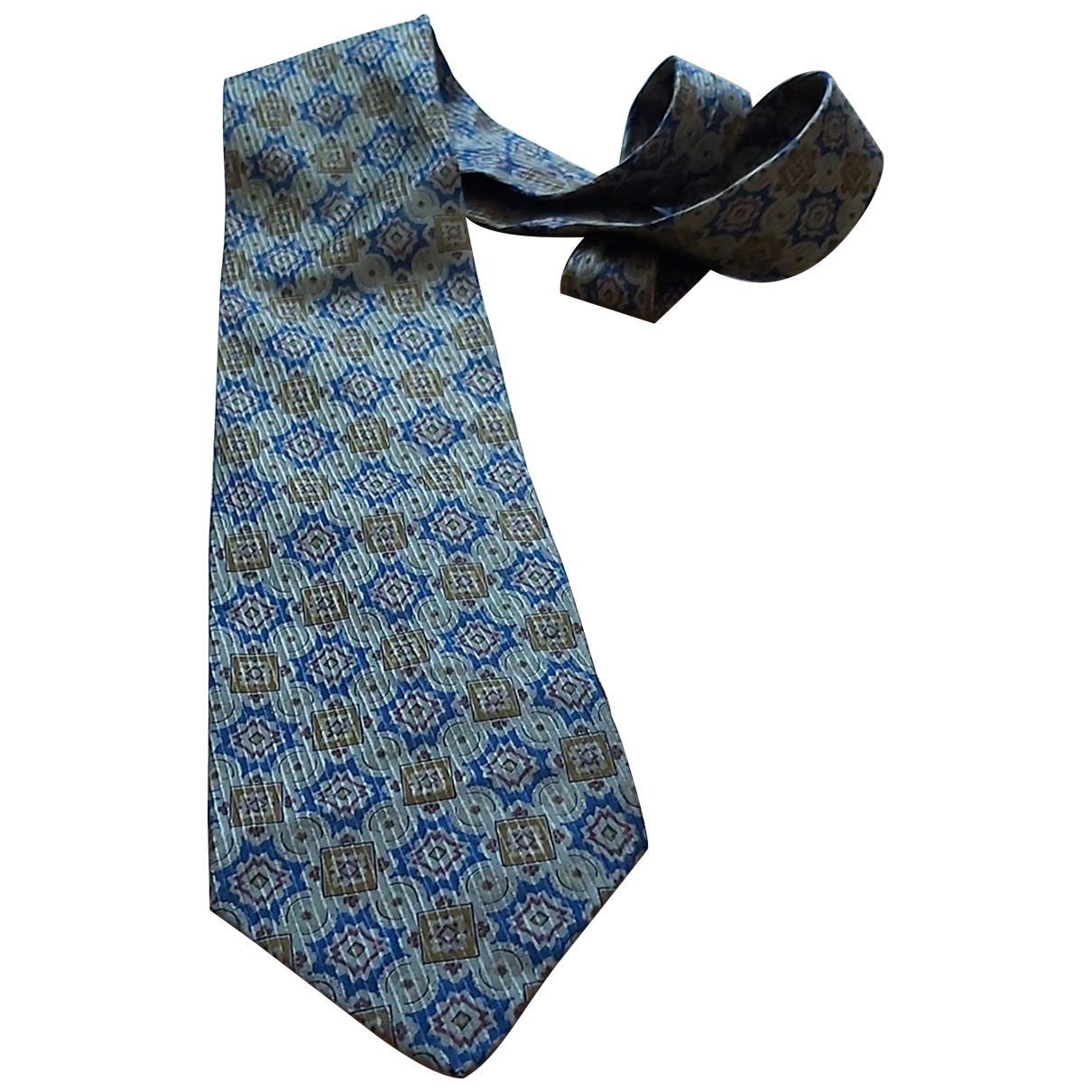 Giorgio Armani \N Multicolour Silk Ties for Men \N