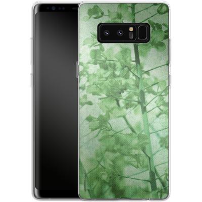 Samsung Galaxy Note 8 Silikon Handyhuelle - Am Wegesrand von Marie-Luise Schmidt