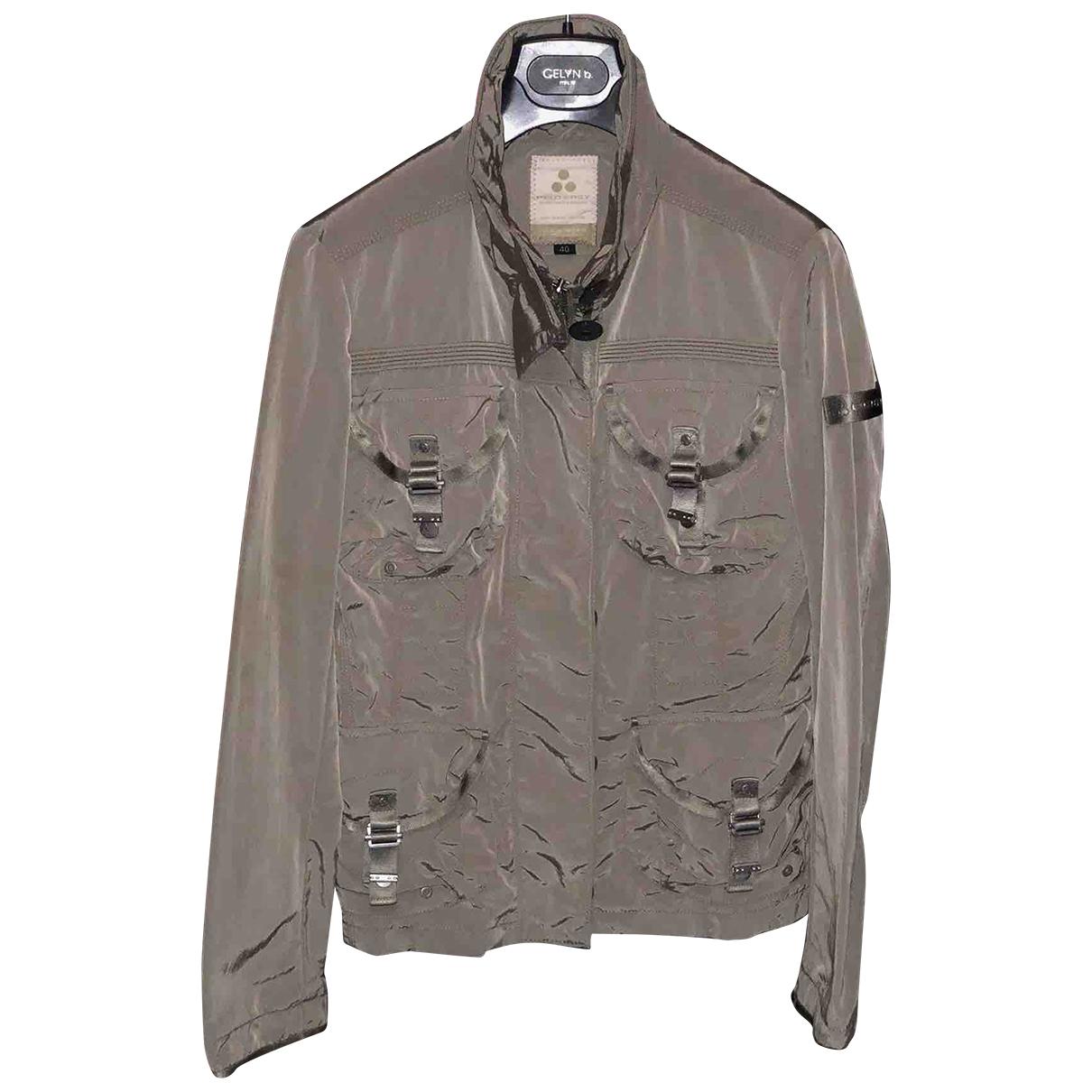 Peuterey \N Grey jacket for Women 40 IT