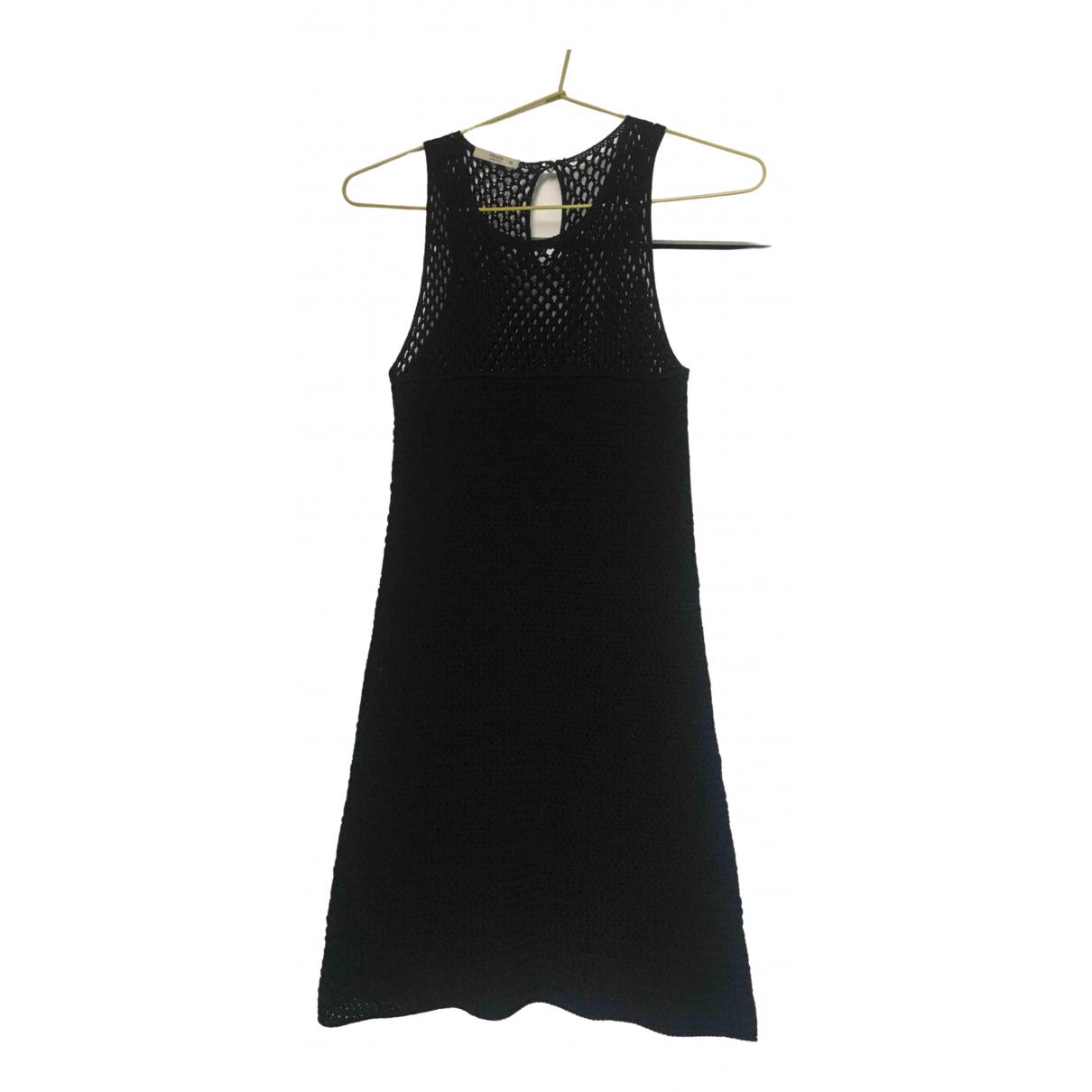 Prada \N Black Cotton dress for Women 34 FR