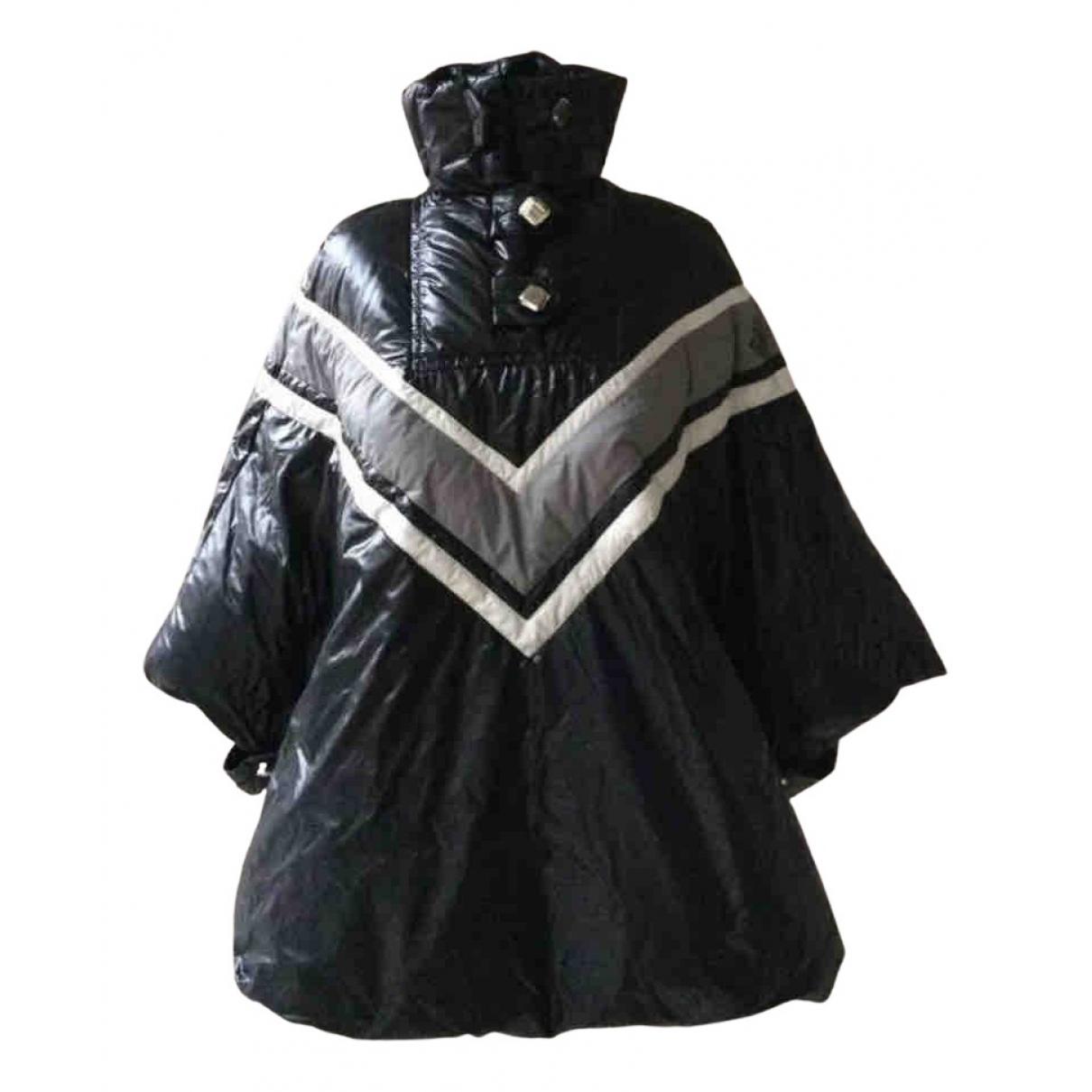 Moncler - Manteau Gamme Rouge pour femme - noir