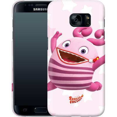 Samsung Galaxy S7 Smartphone Huelle - Sorgenfresser Frula von Sorgenfresser