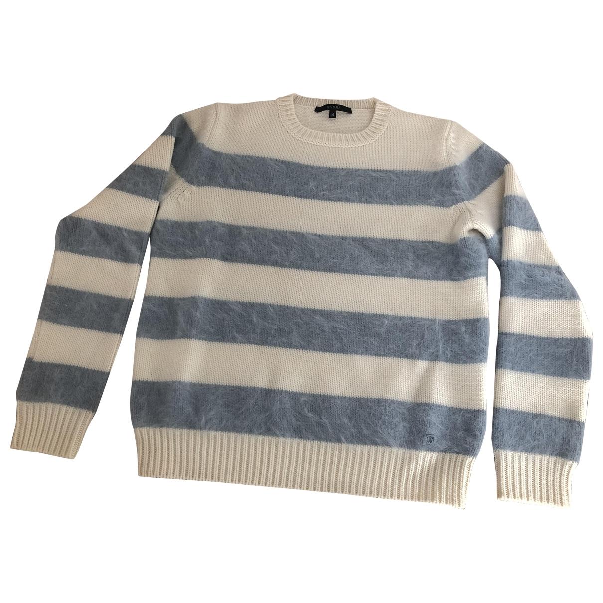 Gucci - Pull   pour femme en laine - multicolore