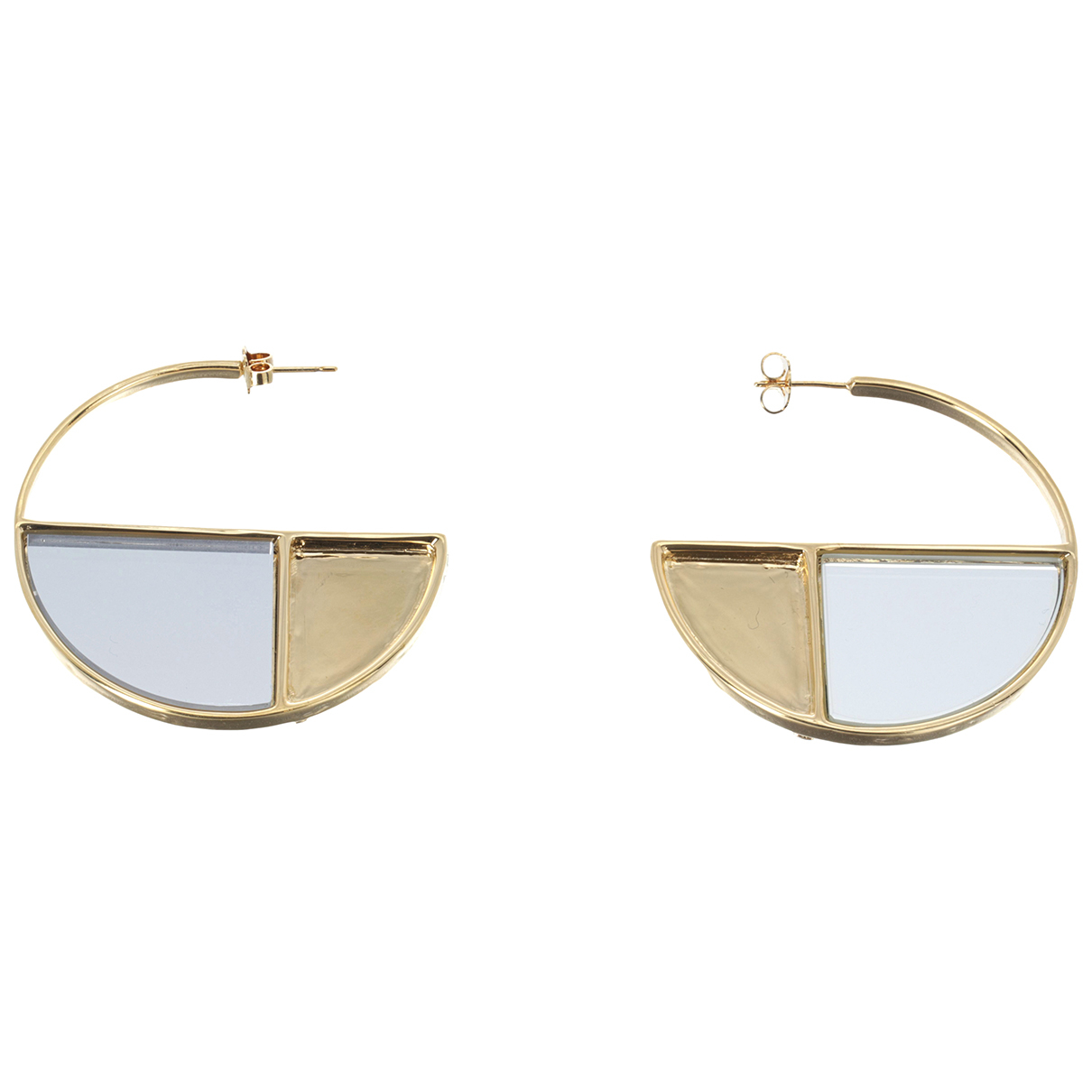 Aurelie Bidermann N Gold Gold plated Earrings for Women N