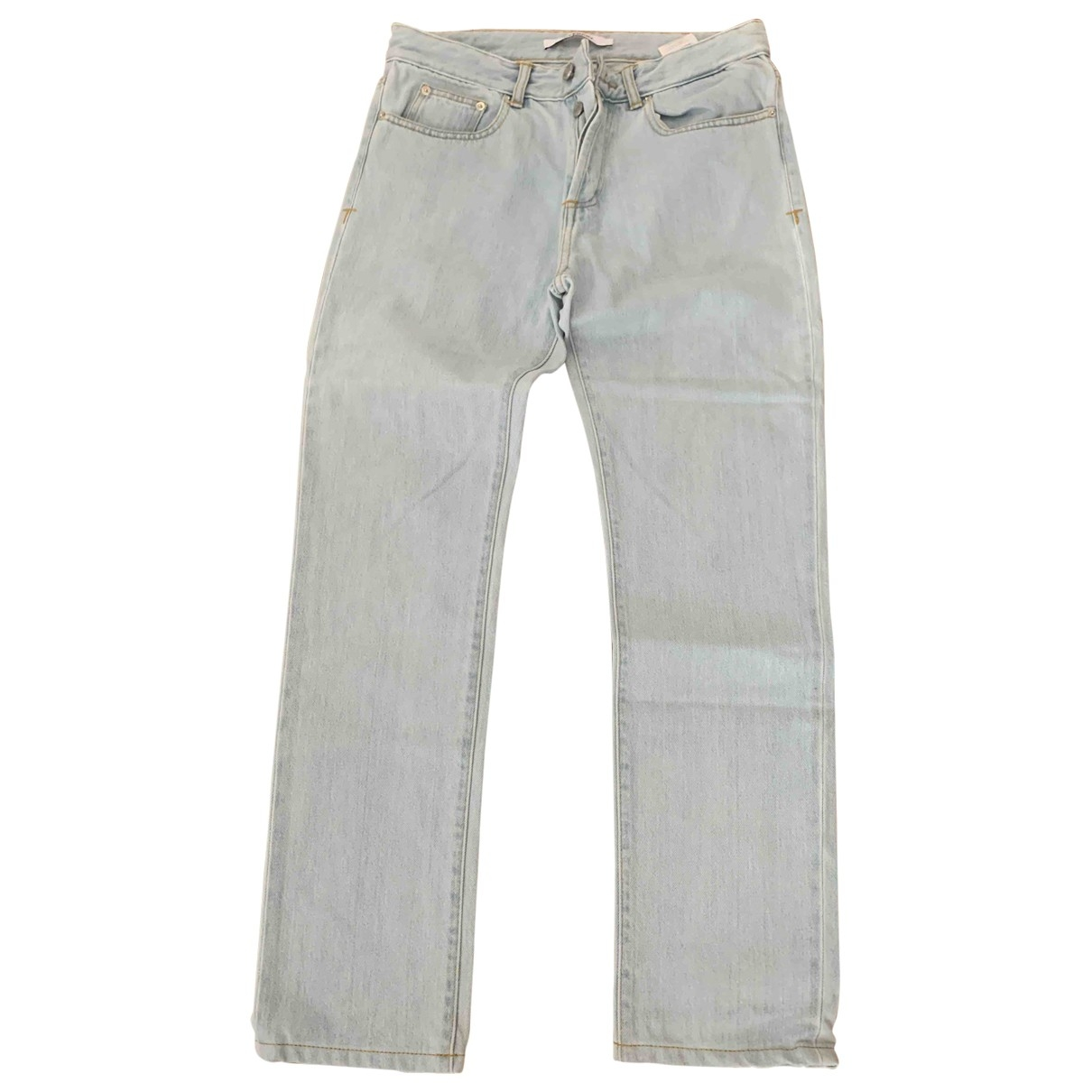 Givenchy - Jean   pour homme en coton - bleu
