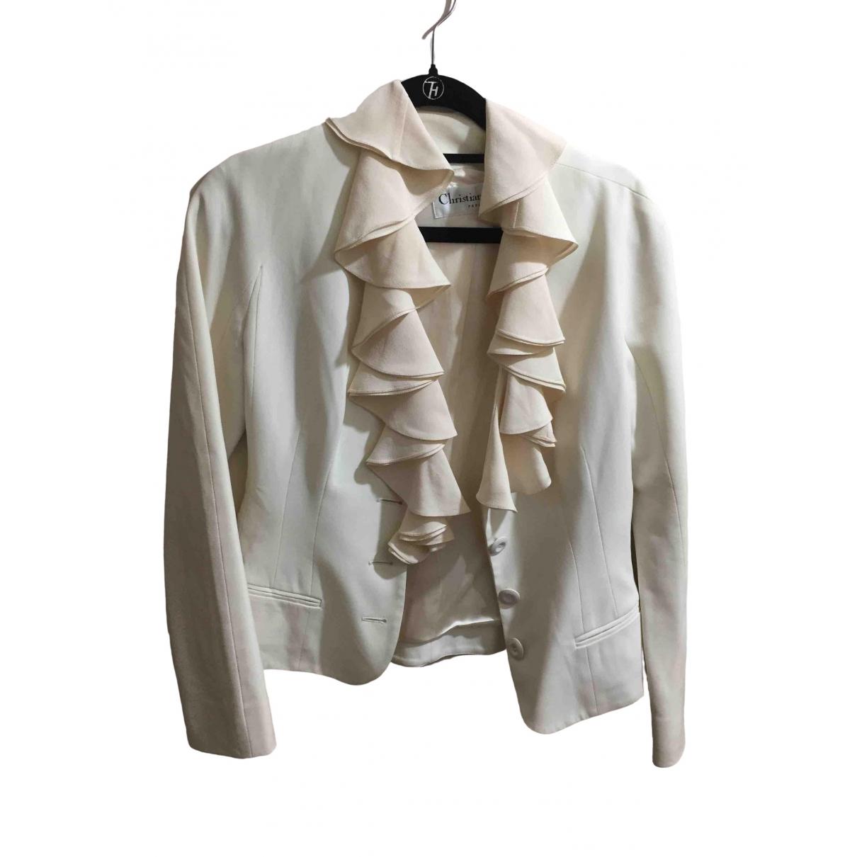 Dior \N Ecru jacket for Women 38 FR