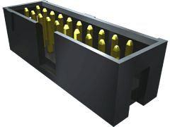 Samtec , TSS, 20 Way, 2 Row, Straight PCB Header (1000)