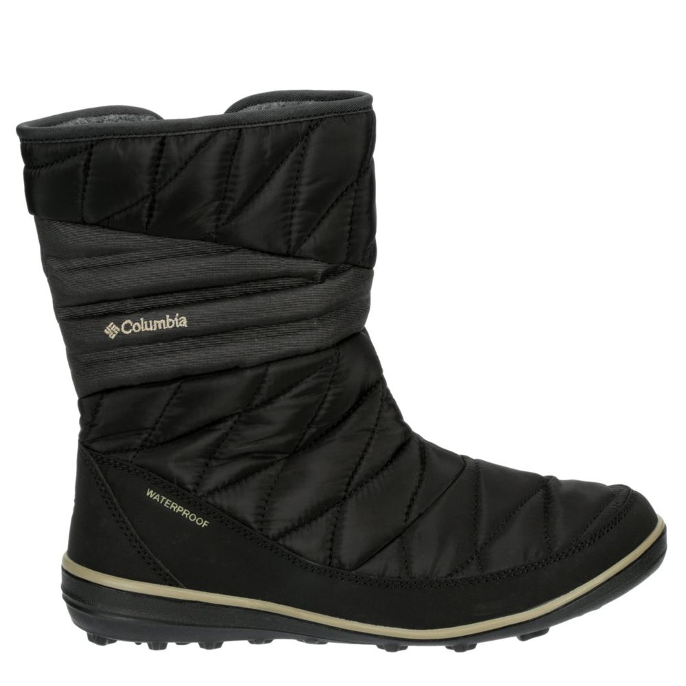 Columbia Womens Heaven Heelsly Slip II Cold Weather Boot