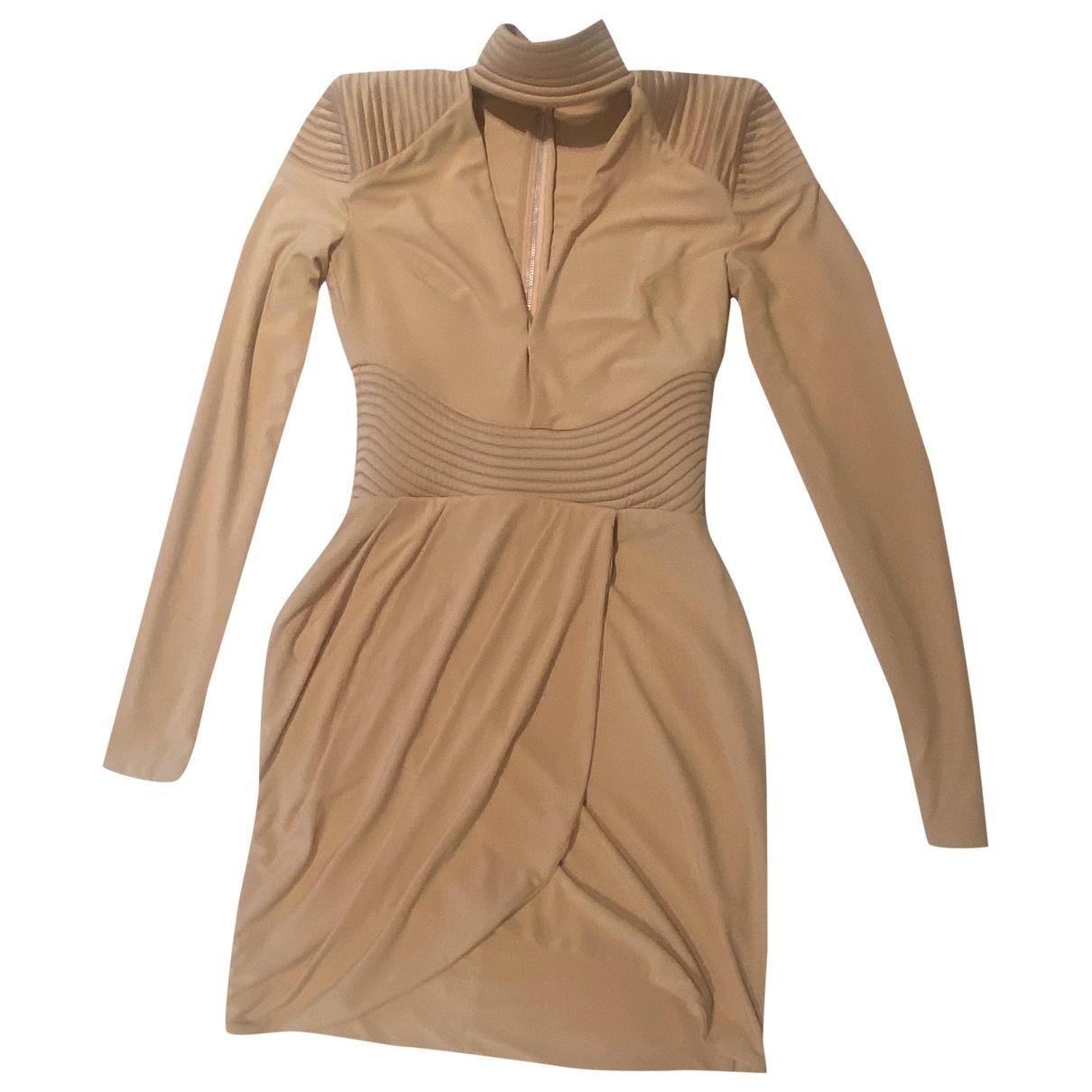 Mini vestido Zhivago