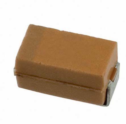 AVX Tantalum Capacitor 47μF 16V dc Electrolytic Solid ±10% Tolerance , TPS (500)