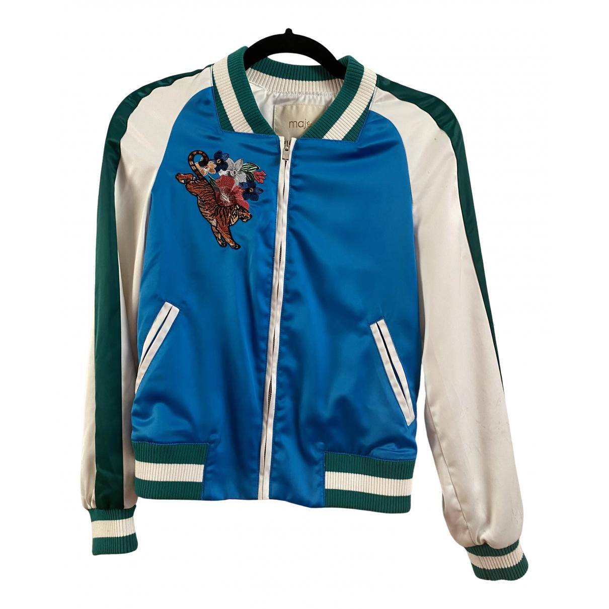 Maje \N Multicolour jacket for Women 38 FR