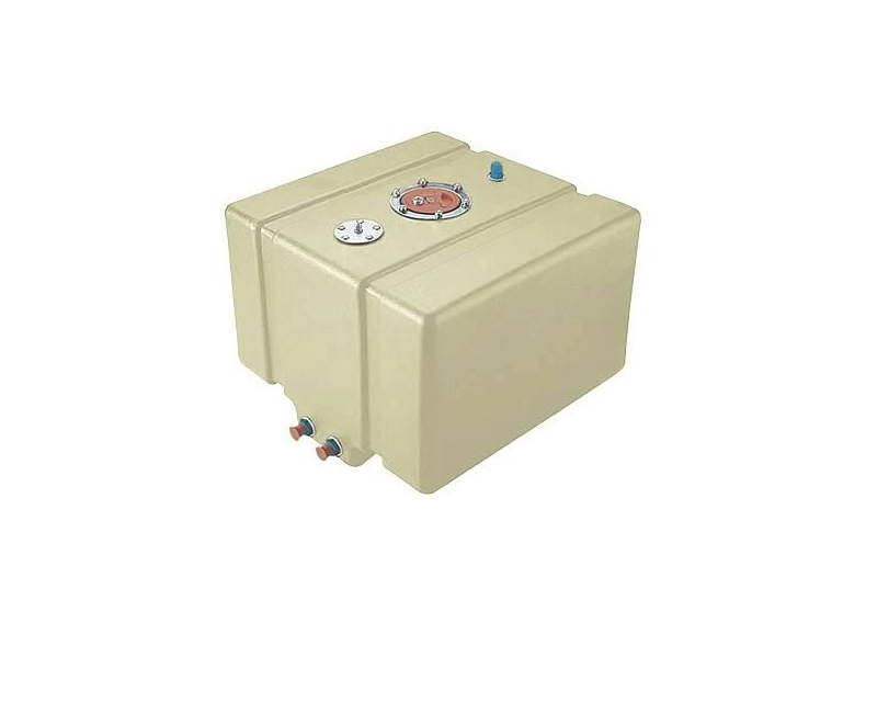 JAZ 251-016-05 16-Gallon Natural Pro Drag Fuel Cell 26