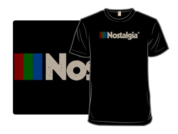 Nostalgia T Shirt