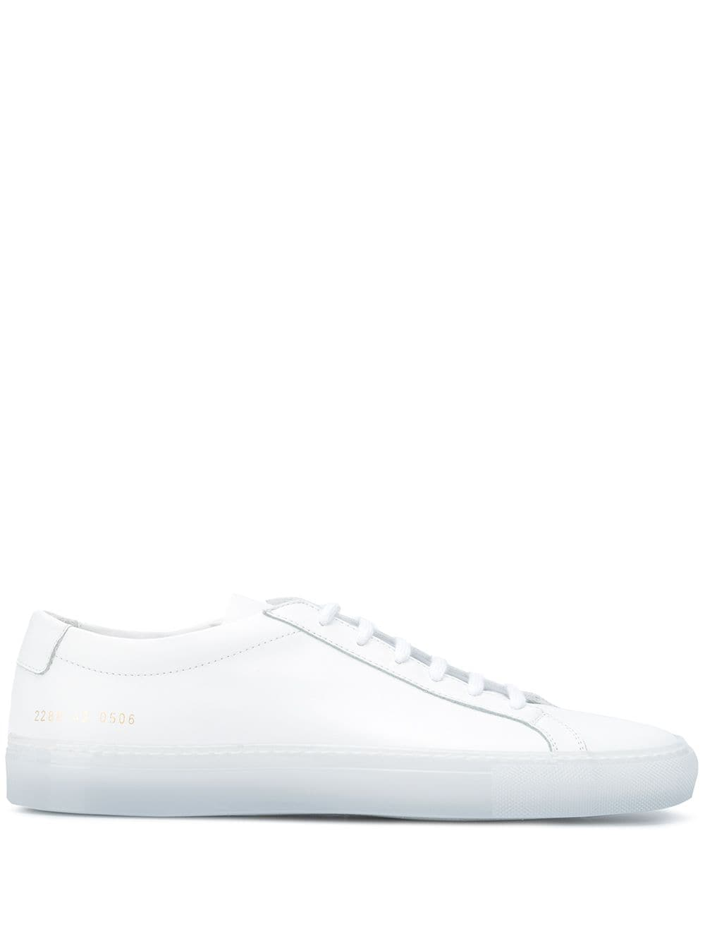 Achilles Leather Sneaker