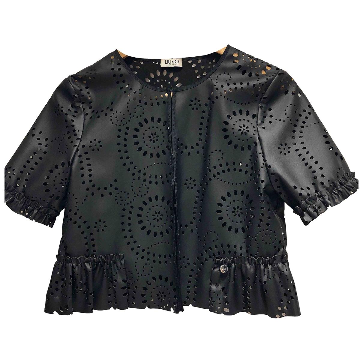 Liu.jo \N Black jacket for Women 36 FR
