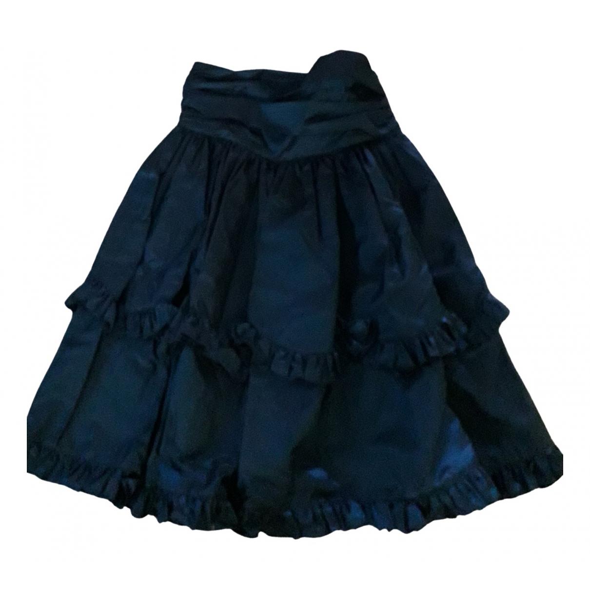 Blumarine - Jupe   pour femme - bleu