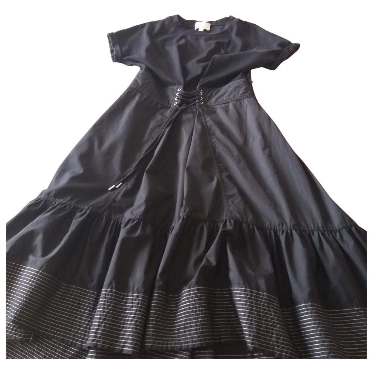 3.1 Phillip Lim \N Black Cotton dress for Women S International