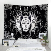 Sun Graphic Tapestry