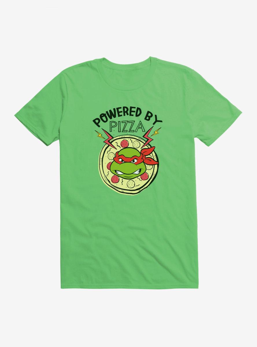 Teenage Mutant Ninja Turtles Power In Pizza T-Shirt