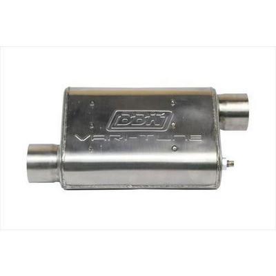 BBK Performance Vari-Tune Adjustable Performance Muffler - 31025