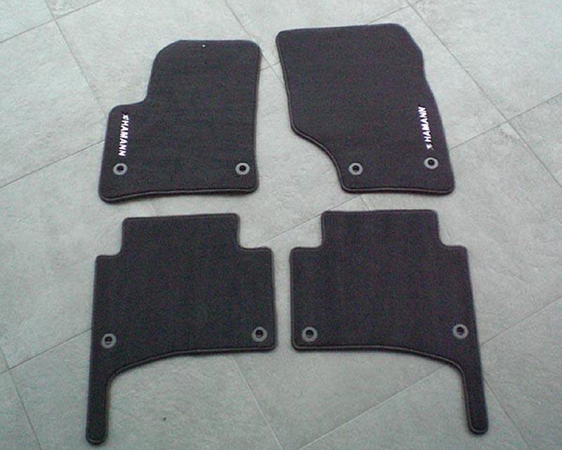 Hamann 80 001 120 Exclusive Floormat Set BMW 7 Series F01 09+