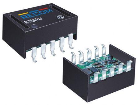 Recom Surface Mount Switching Regulator, 12V dc Output Voltage, 15 → 32V dc Input Voltage, 500mA Output Current