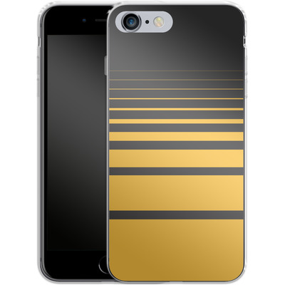 Apple iPhone 6 Plus Silikon Handyhuelle - Yellow Retro von SONY