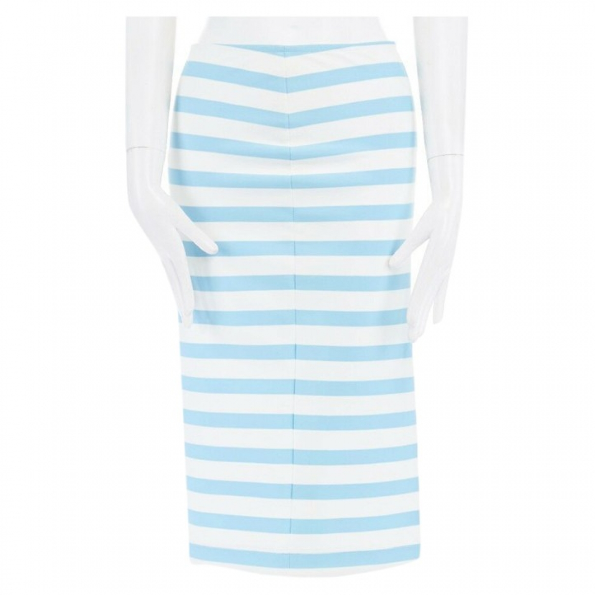 Tanya Taylor \N Blue Cotton skirt for Women 2 US