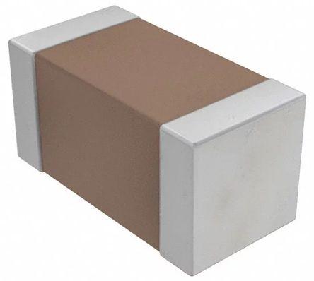 TDK 0201 (0603M) 5pF Multilayer Ceramic Capacitor MLCC 50V dc ±0.25pF SMD CGA1A2C0G1H050C030BA (15000)
