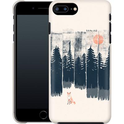 Apple iPhone 8 Plus Smartphone Huelle - Fox in the wild von ND Tank
