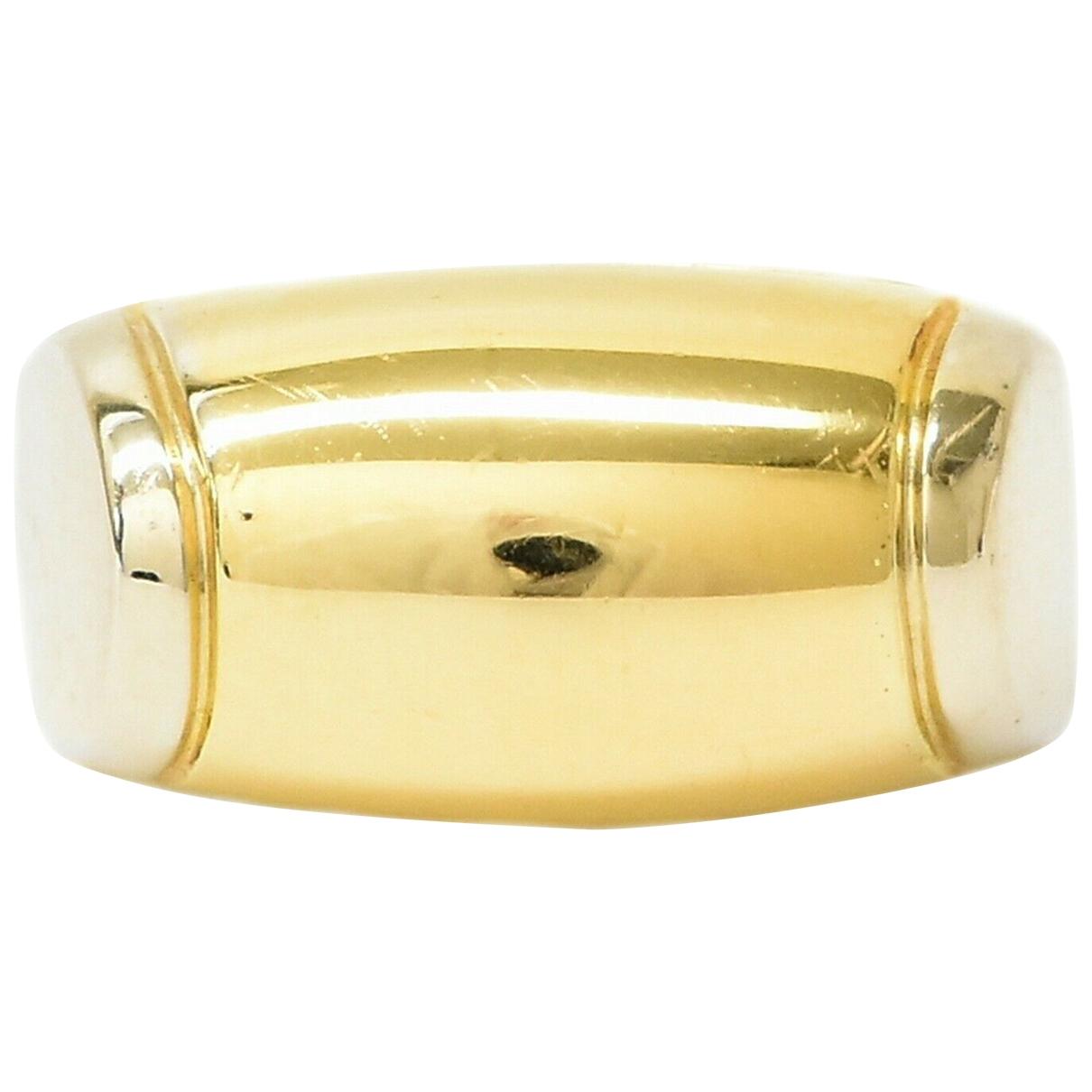 Bvlgari - Bague   pour femme en or jaune - dore