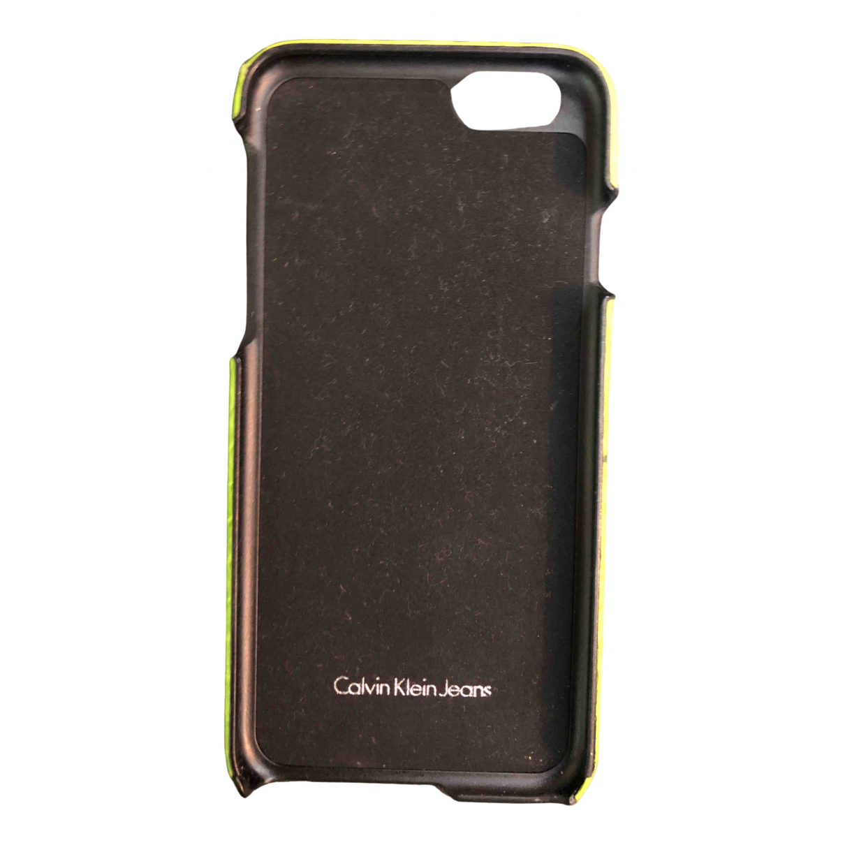 Funda iphone de Cuero Calvin Klein