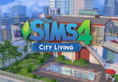 The Sims 4 - City Living DLC XBOX One CD Key