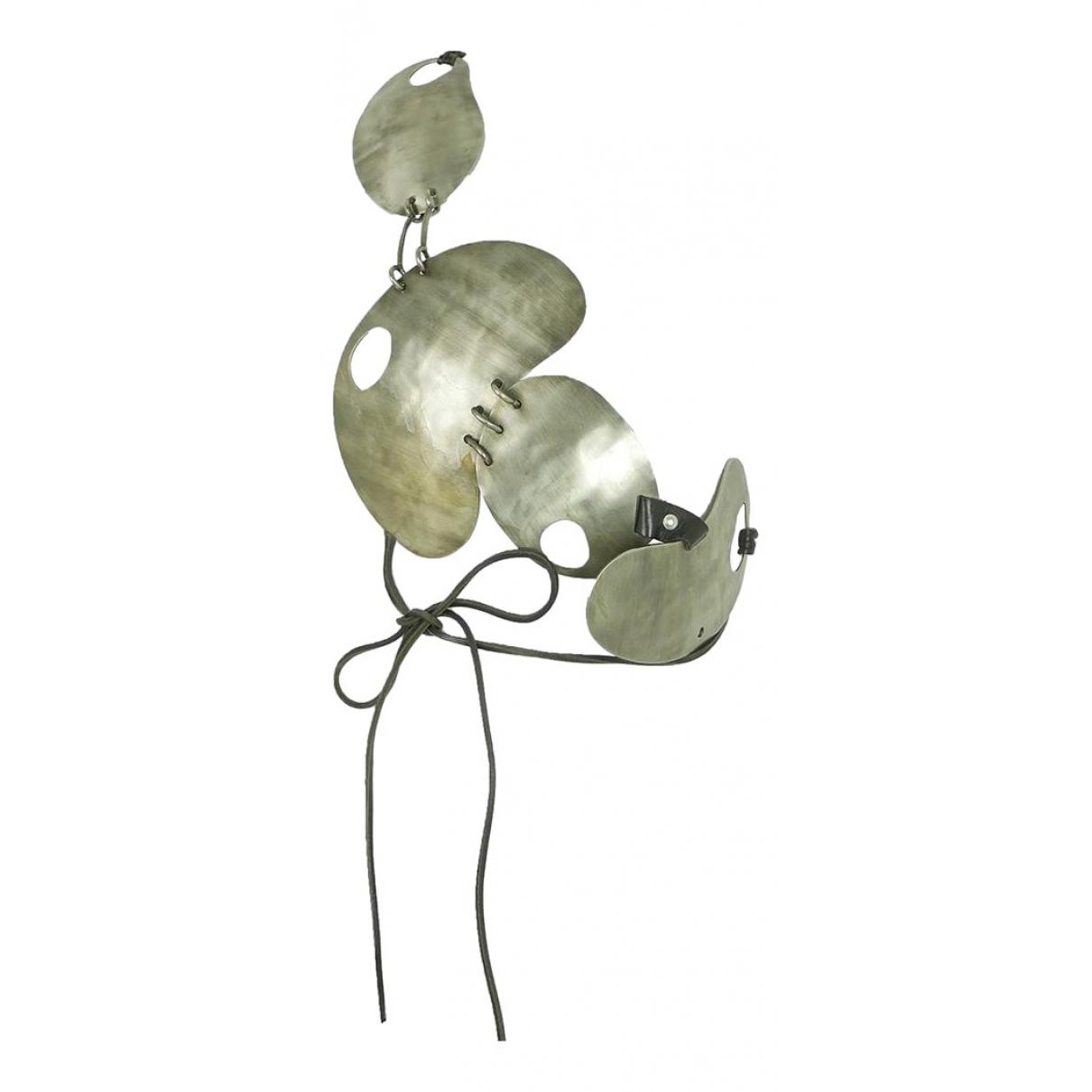 Jean Paul Gaultier - Sautoir   pour femme en acier - multicolore