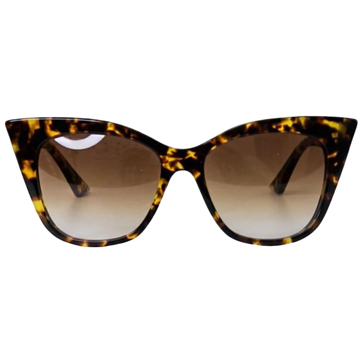 Dita N Brown Sunglasses for Women N