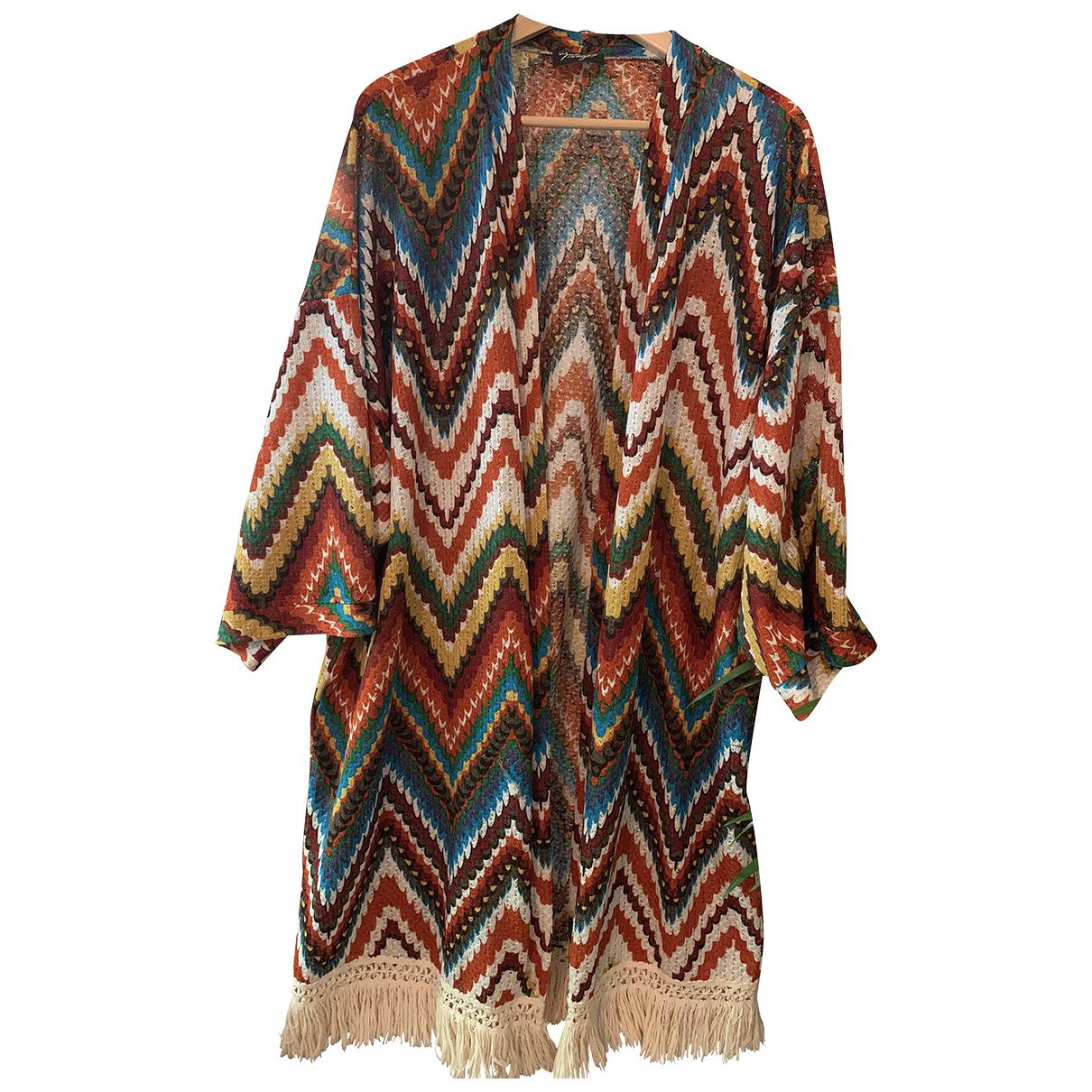 Reclaimed Vintage - Vestes.Blousons   pour homme en coton - multicolore