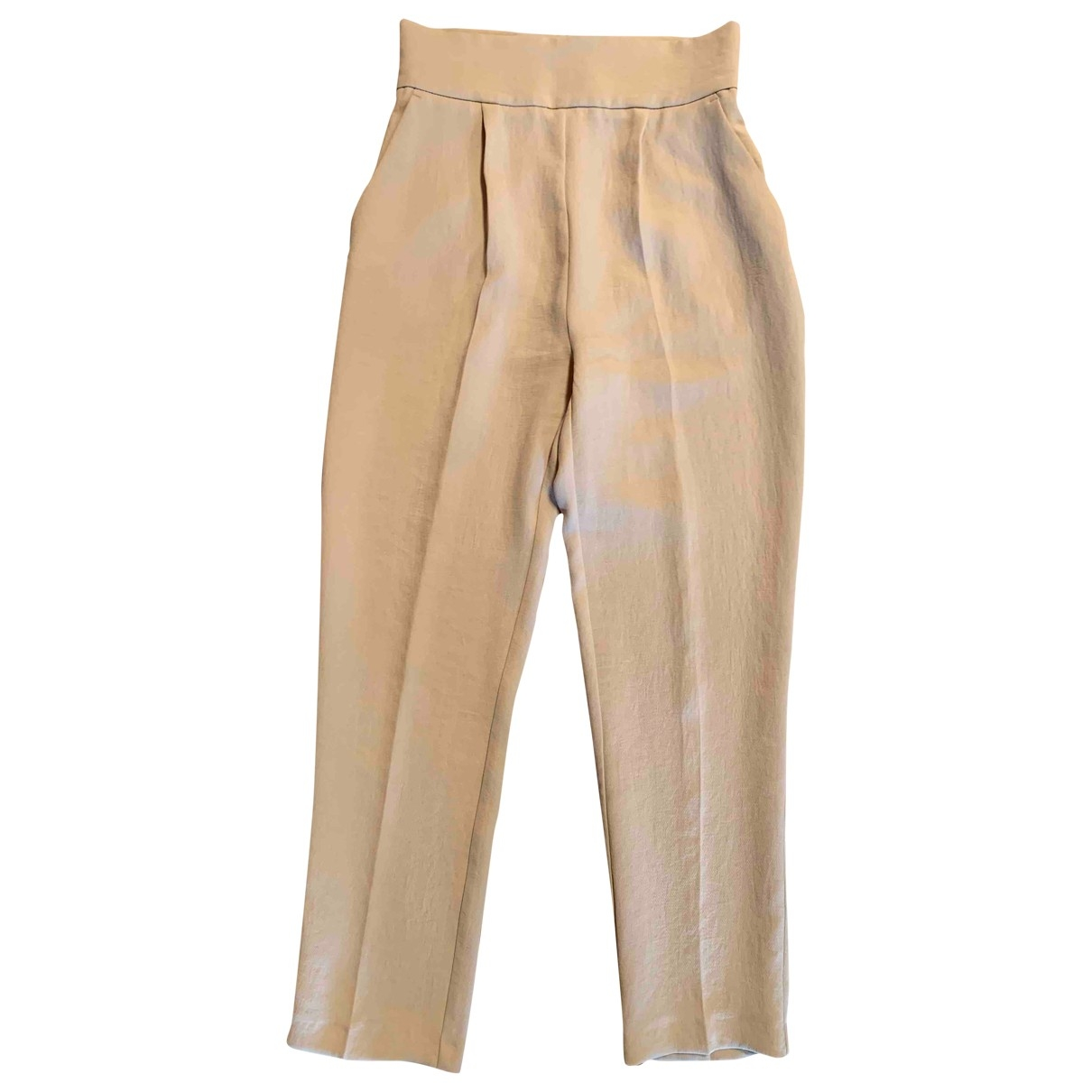 Pantalon pitillo Pinko