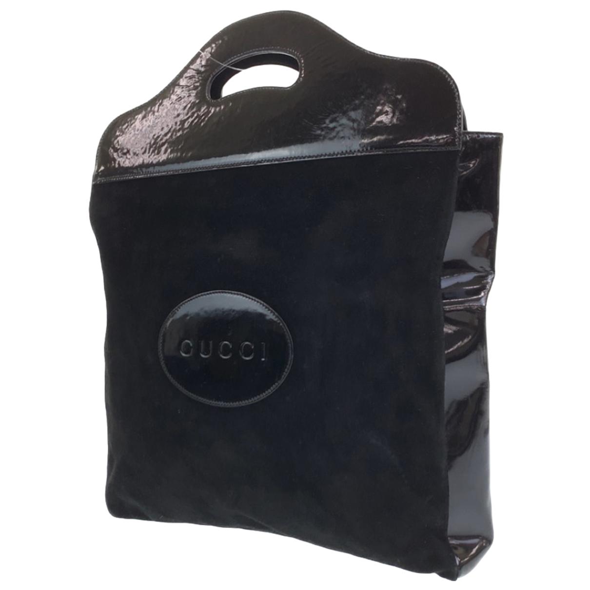 Gucci - Sac a main   pour femme en suede