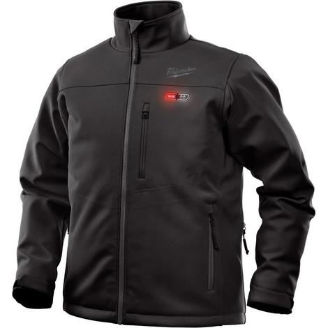 Milwaukee M12™ Heated ToughShell™ Jacket Only L (Black)