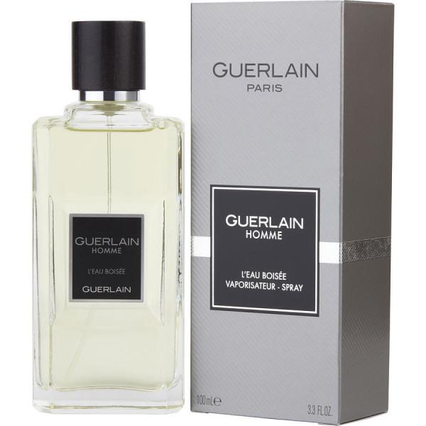 Guerlain Homme LEau Boisee - Guerlain Eau de toilette en espray 100 ML