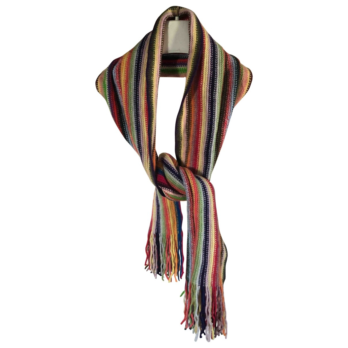 Ballantyne \N Multicolour Cashmere scarf & pocket squares for Men \N